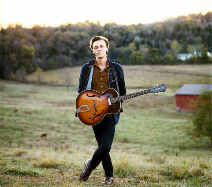 Oklahoma native Parker Millsap's recent success led him to share the stage with music legend Elton John. (Photo by Laura E. Partain)