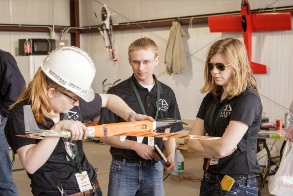 OSU Sees High Demand for UAS