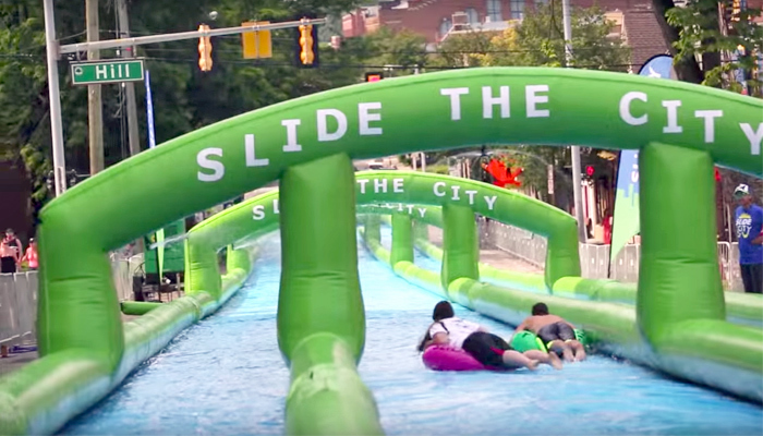 1,000-Foot Water Slide Coming to OKC