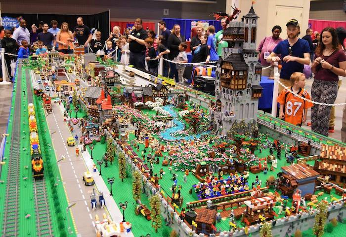 Tulsa Builds Plans for LEGO Convention