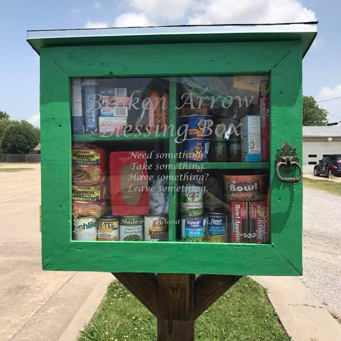 Little Boxes Making Lasting Impact in Tulsa